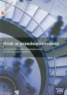 Krok w przedsiębiorczość Podręcznik do podstaw przedsiębiorczości z płytą CD Zakres podstawowy