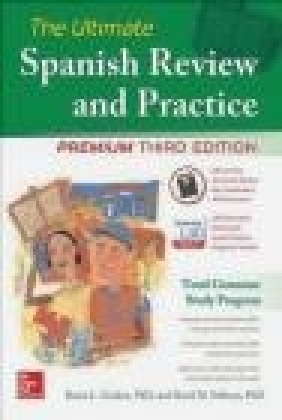 The Ultimate Spanish Review and Practice David Stillman, Ronni Gordon
