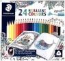 Kredki Ergosoft 24 kolory (157 M24JB)