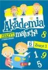 Akademia malucha dla 6-latka. Zeszyt 3