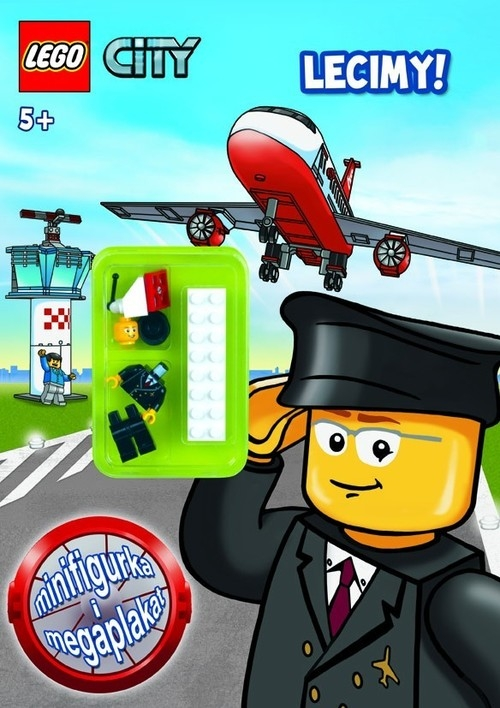 Lego City Lecimy!