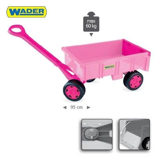 Wózek dla dziewczynek (10958)