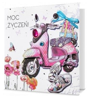 Karnet kw urodziny  HM-200-1478