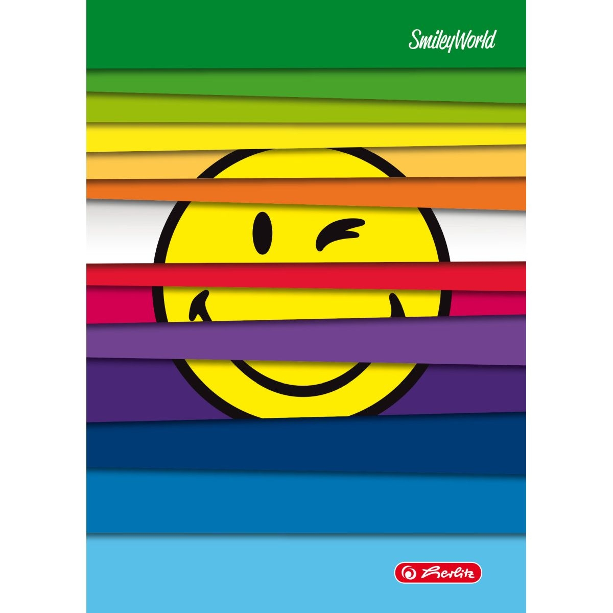Zeszyt A5/60k linia - SmileyWorld (9575580)