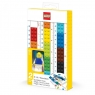 Linijka z klocków LEGO® (do zbudowania) z minifugurką (52558)