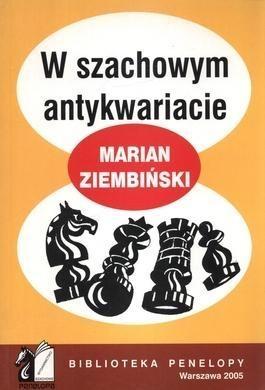 W szachowym antykwariacie Marian Ziembiński