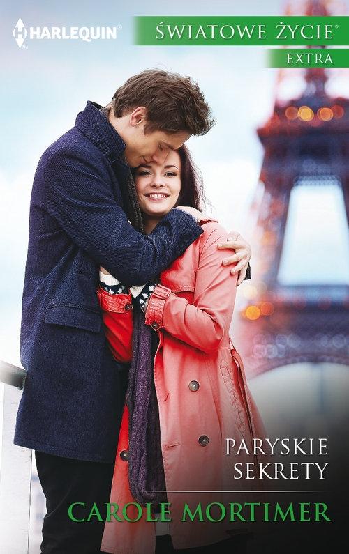Paryskie sekrety Mortimer Carole