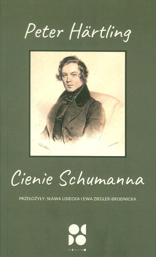Cienie Schumanna - Hartling Peter - książka