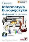 Informatyka Europejczyka iPodręcznik z płytą DVD Gimnazjum Pańczyk Jolanta, Skłodowski Jarosław