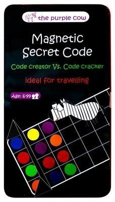 Gra magnetyczna The Purple Cow - Mastermind/Secret