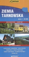 Ziemia Tarnowska Mapa turystyczna 1: 50 000