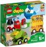 Lego Duplo: Moje pierwsze samochodziki (10886)