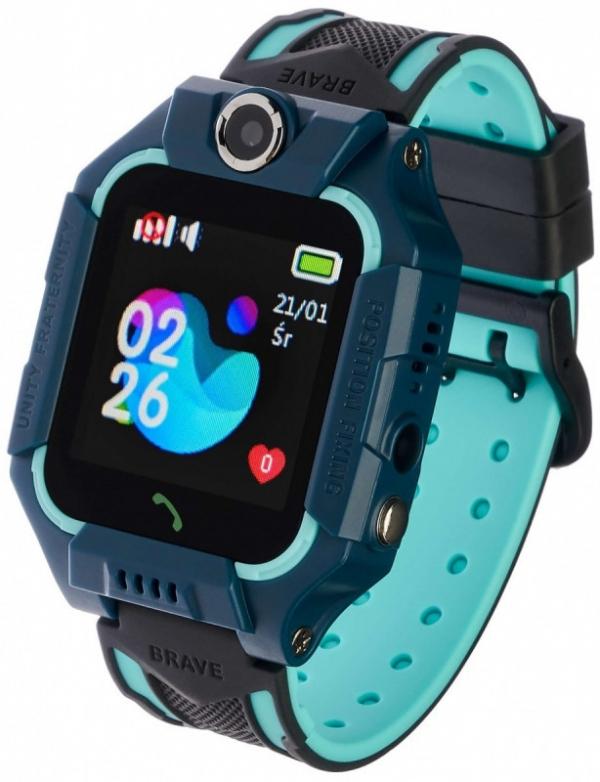 Smartwatch Kids Play Zielony (5903246284584)