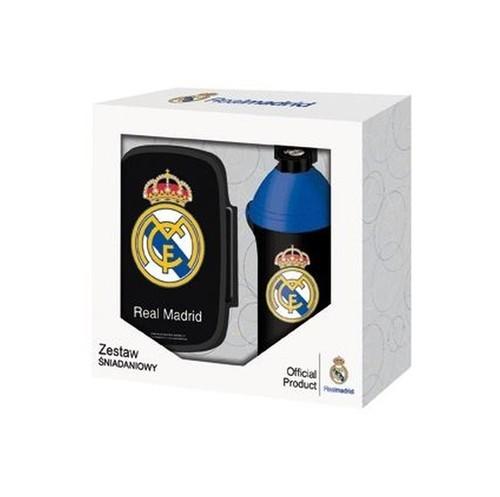 Zestaw śniadaniowy Real Madryt