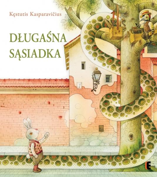 Długaśna sąsiadka Kęstutis Kasparavičius