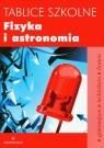 Tablice szkolne Fizyka i astronomia 2010