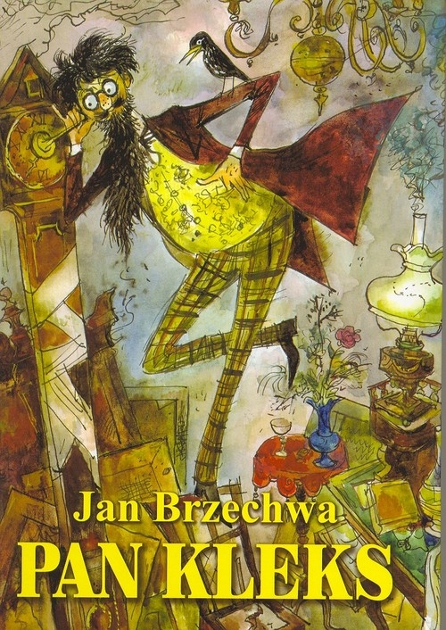 Pan Kleks Brzechwa Jan
