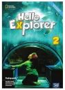 Hello Explorer 2. Podręcznik do języka angielskiego dla klasy drugiej szkoły podstawowej - Szkoła podstawowa 1-3. Reforma 2017