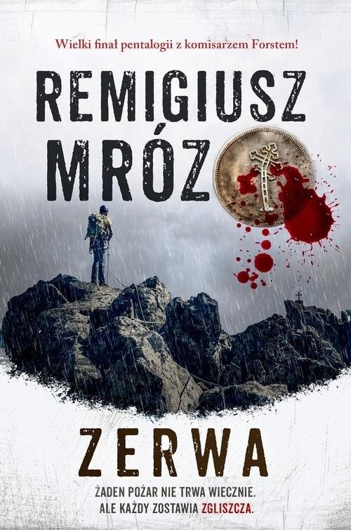 Zerwa (Uszkodzona okładka) Mróz Remigiusz
