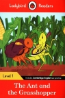 Ladybird Readers Level 1 The Ant and the Grasshopper
