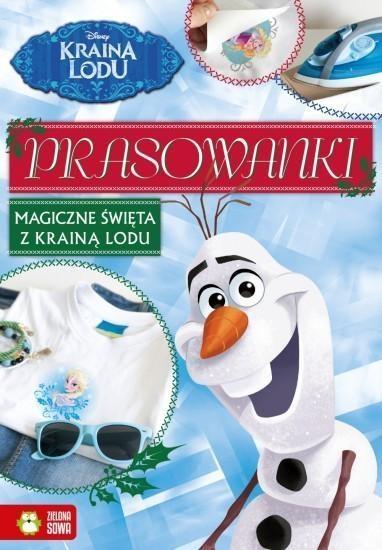 Prasowanki świąteczne Kraina Lodu Disney