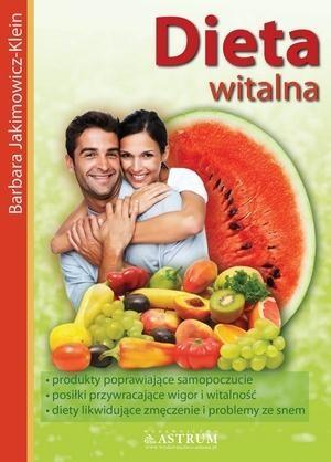 Dieta witalna Jakimowicz-Klein Barbara