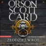 Złodziej Wrót (audiobook) Card Orson Scott