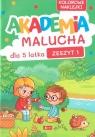Akademia Malucha dla 5-latka z.1