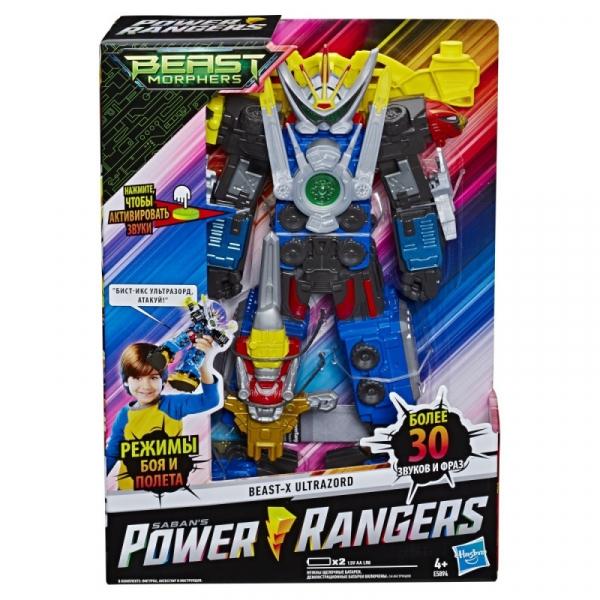 Figurka Power Rangers Beast Morphers Beast X Ultrazord (E5894)