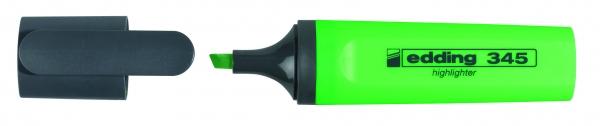 Textmarker Edding zielony (345/011/ZI ED)