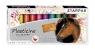 Plastelina 12 kolorów Konie (318595)