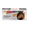 Starpak, plastelina, 12 kolorów - Sweet Horses (318595)