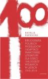 Bibliografia polskich przekładów i adaptacji francuskiej literatury dla dzieci Paprocka Natalia