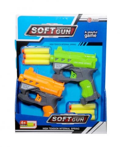 Pistolet na miękkie pociski