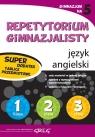 Repetytorium gimnazjalisty - język angielski (wydanie limitowane z tablicami przedmiotowymi)