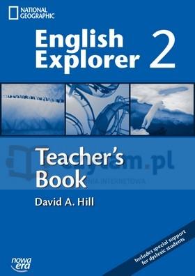 English Explorer 2 TB +3 CD-Audio David A. Hill