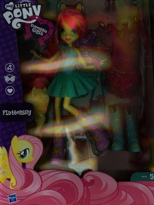 Equestria Girls Lalka z akcesoriami mix  (A3995)