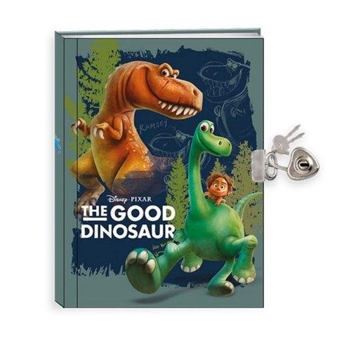 Pamiętnik z kłódką Dobry Dinozaur