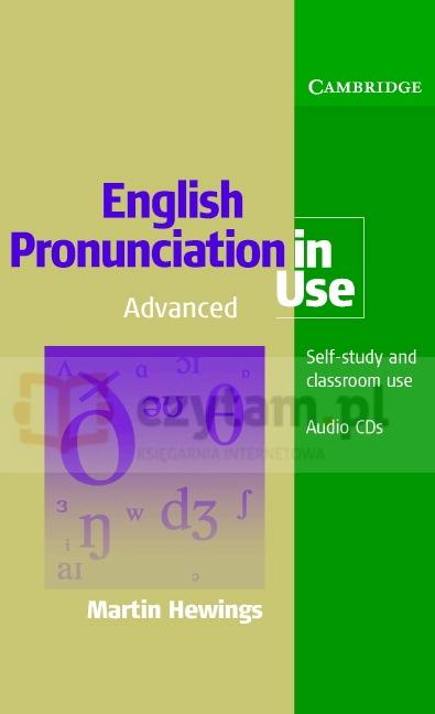 English Pronunciation in Use Advanced Audio CDs (5) Set
