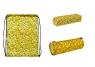 Worek szkolny, plecak WR 102 emoji żółte