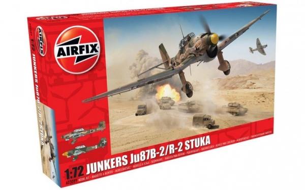 Junkers Ju87 B-2/ R-2 Stuka (03089)