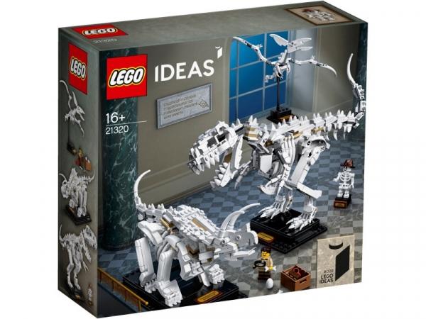 Klocki Ideas 21320 Szkielety dinozaurów (21320)