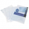 Koszulki A5/100szt. krystaliczne na dokumenty