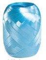 Wstążka kłębuszek 20m/5mm - niebieska jasna