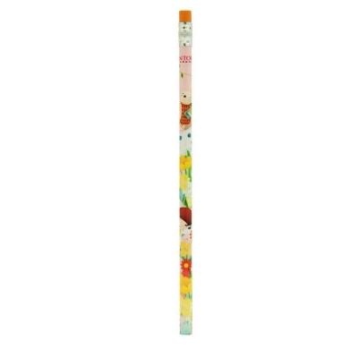 Ołówek z gumką - Buttercup Meadow