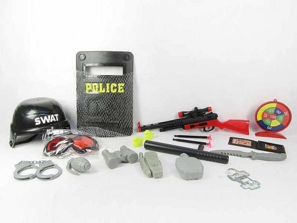 Zestaw SWAT w siatce (FA054216)