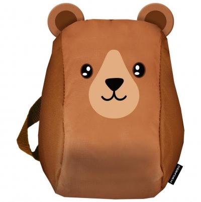 Plecak przedszkolny 10 Miś DERFORM
