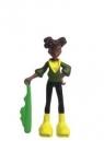 Wojownicze Żółwie Ninja: Minifigurka - April O'Neil (81535/81545)
