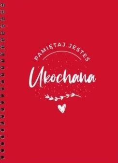 Mój dziennik - Ukochana Czerwony