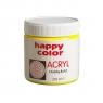 Farba akrylowa 250 ml - cytrynowa (353613)